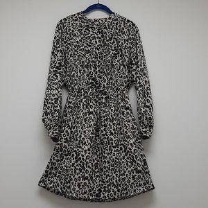 Apt. 9 Leopard Dress